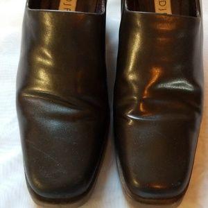 Donald J. Pliner Shoes - Donald J Pliner slip on brown Shoes size 6.5m